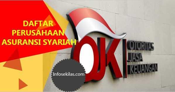 Daftar Perusahaan Asuransi Syariah Yang Terdaftar Di Ojk